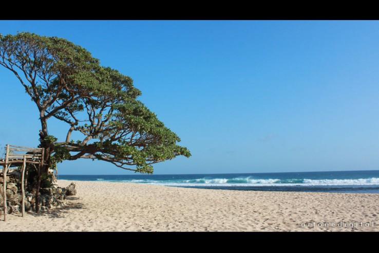 Pantai Pok Tunggal, Pantai Indah yang Tersembunyi