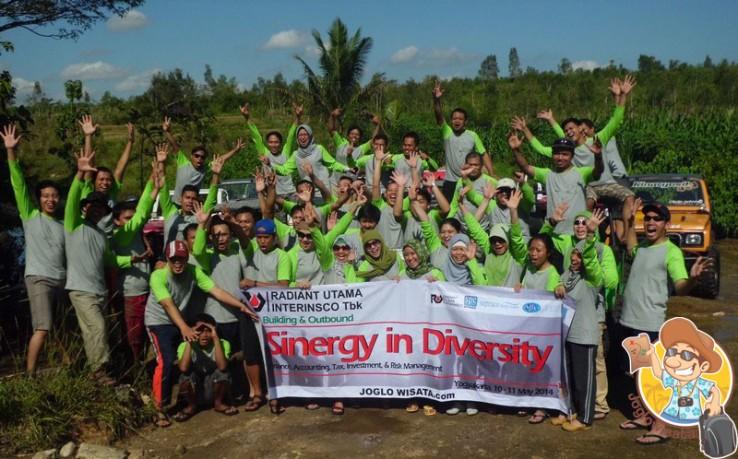 Off Road Pindul – PT Radiant Utama