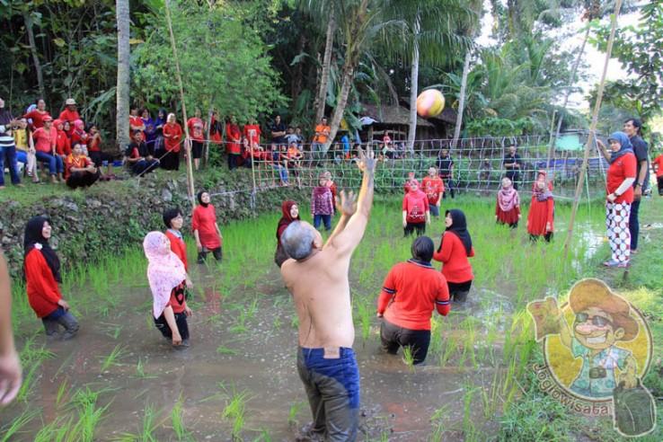 Volley Sawah – RS Cipto Mangunkusumo