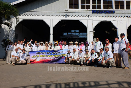 Kereta Wisata Ambarawa – FK UI