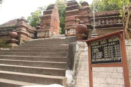 Makam Raja Imogiri, Makam Suci Raja & Pengingat Bagi Sang Penghianat