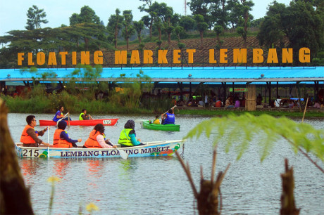 Tempat Wisata Mempesona Di Seputar Bandung
