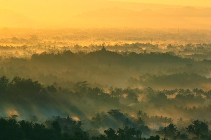 Berburu Sunrise di Punthuk Setumbu, Magelang