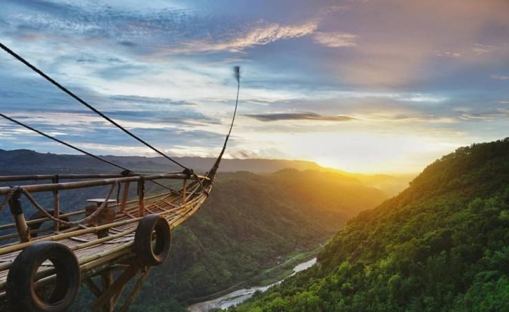 Jurang Tembelan, Wisata Alam Instagramable di Jogja