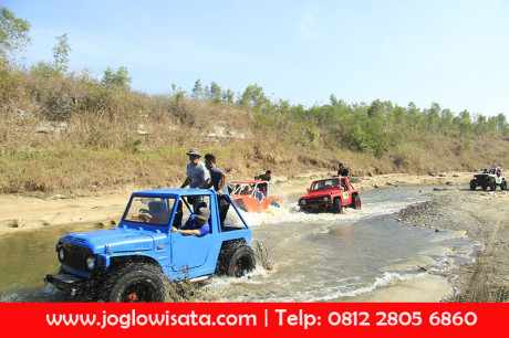 Wisata Adventure Di Jogja