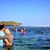 Yuk Snorkling Di Pantai Sadranan Gunungkidul