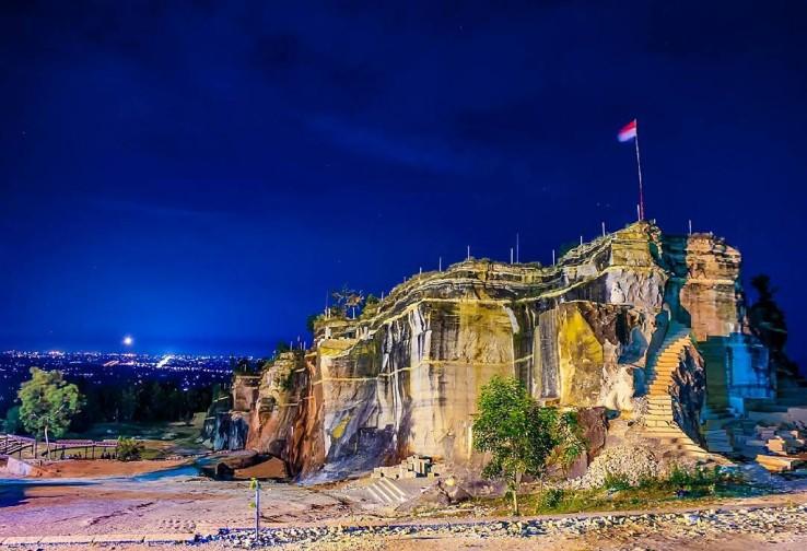 Menikmati Wisata Warisan Geologi di Jogja: Tebing Breksi