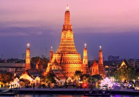 Paket Wisata Bangkok Pattaya 5 Hari 4 Malam