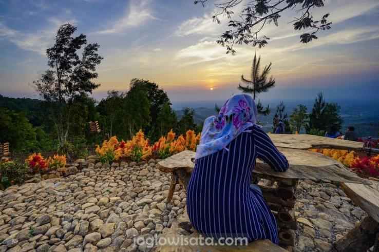 Wisata Alam Menarik di Bukit Lintang Sewu Yogyakarta