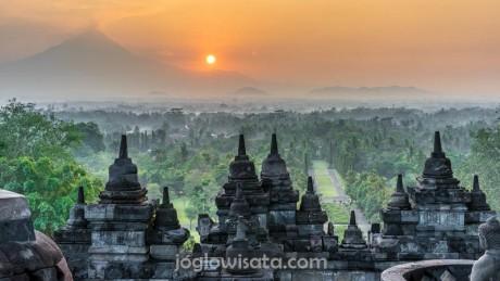 Paket Sunrise Borobudur 1H
