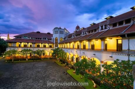 Paket Wisata Semarang Ambarawa 3 Hari 2 Malam