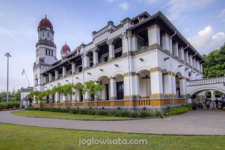 Paket Wisata Semarang Solo 3 Hari 2 Malam