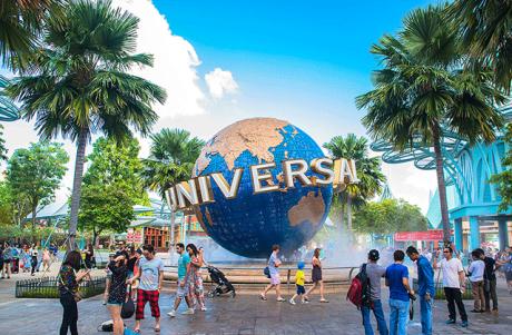 Paket Wisata Universal Studio Singapore 2H1M