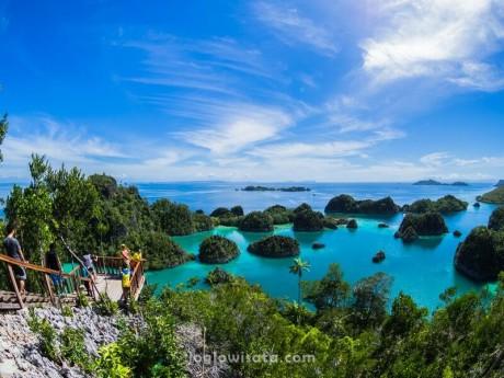 Yuk, Jelajah 10 Destinasi Wisata Di Raja Ampat Paling Memukau!