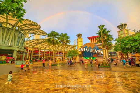 Paket Wisata Legoland & Universal Studio Singapore 4H3M