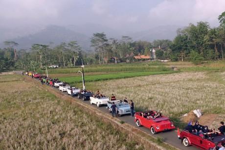 Paket Wisata VW Safari Borobudur