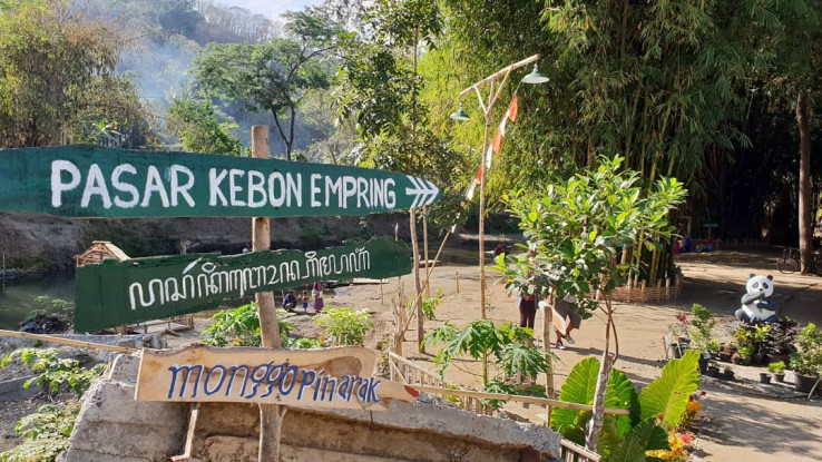obyek wisata terbaru di jogja Sembilan Tempat Wisata Terbaru Di Jogja Joglo Wisata