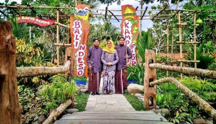Agrowisata Kampung Flory Jogja, Nuansa Pedesaan yang Menyegarkan