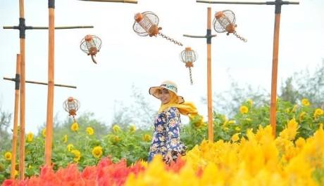 Taman Bunga Celosia, Tempat Liburan Weekend Terbaik di Semarang