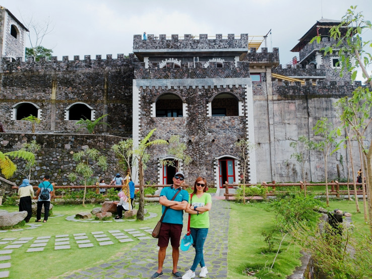 The Lost World Castle, Objek Wisata Unik Di Sleman