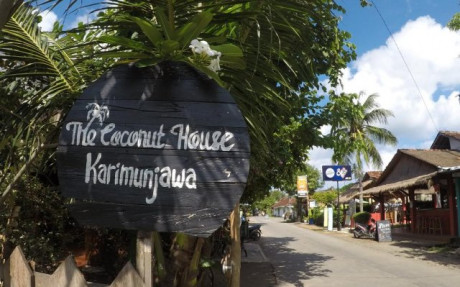 Pilihan Tipe Penginapan di Cocohuts Hotel Karimunjawa
