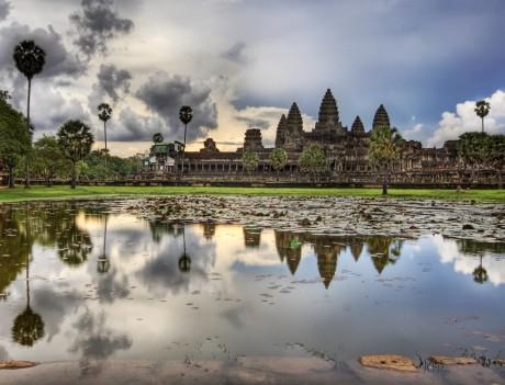 Paket Wisata Kamboja (Angkor Wat) 4 Hari 3 Malam