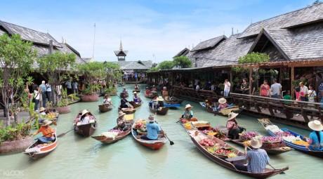 Paket Wisata Bangkok Phuket Terbaru