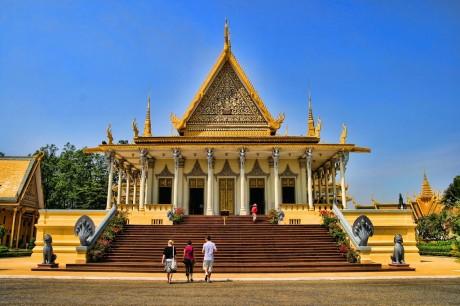 Paket Wisata Kamboja (Siem Reap & Phnom Penh) 5 Hari 4 Malam