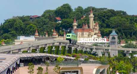 Paket Tour Dari Bali Ke Singapore