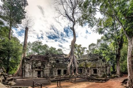 Paket Wisata Kamboja (Angkor Wat) 3 Hari 2 Malam