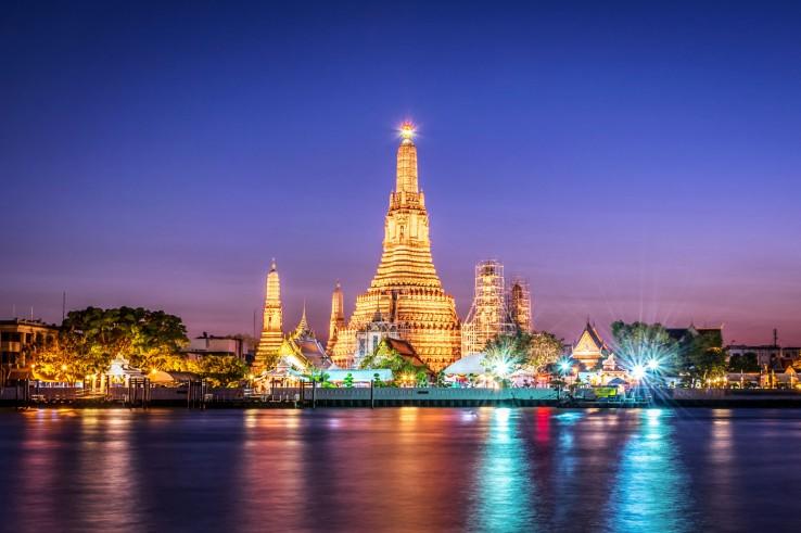 Paket Wisata Halal Bangkok Thailand 2020