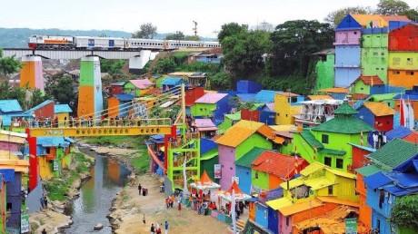 Tempat wisata terpopuler di sekitar Malang