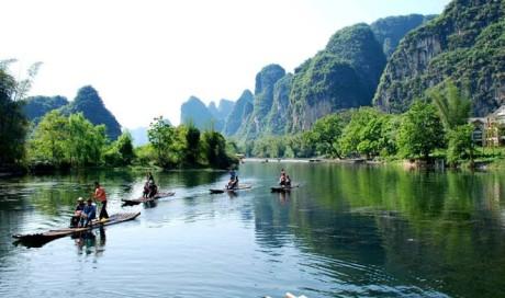 Paket Wisata Guilin China 6 Hari 4 Malam