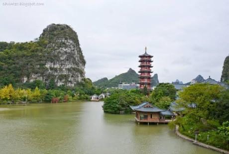 Paket Wisata Guilin China 5 Hari 3 Malam