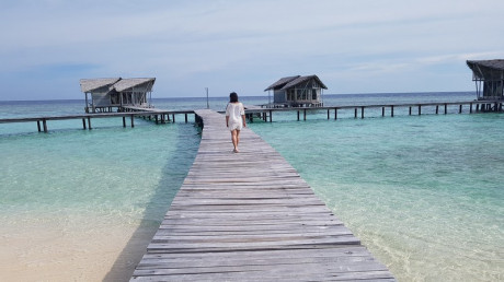 Paket Wisata Pulau Cinta 4 Hari 3 Malam