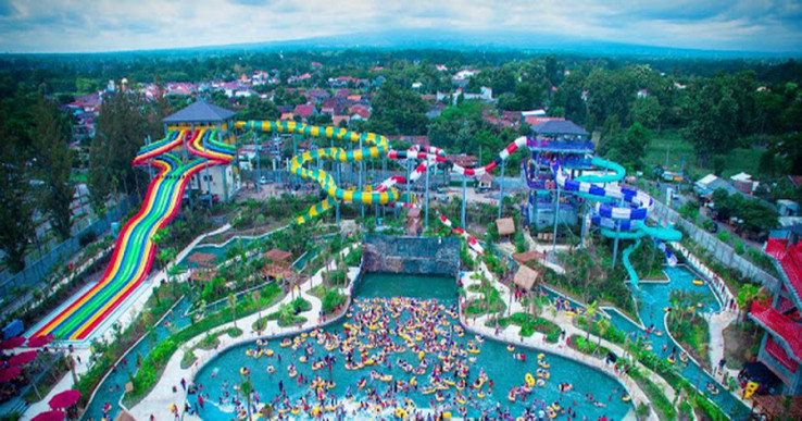 5 Waterpark Terfavorit Di Jogja Dengan Wahana Seru