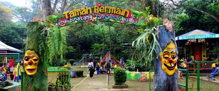 9 Rekomendasi Liburan Anak dan Keluarga Di Bandung