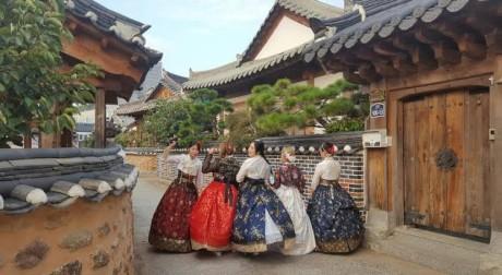 Paket Wisata Korea 6H5M (Winter)