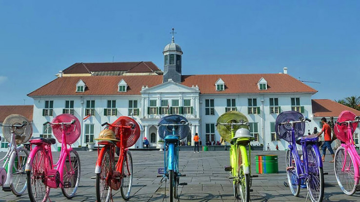 Paket Wisata Kota Tua Jakarta