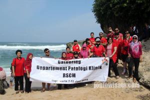 Pantai Indrayanti - RSCM Jakarta
