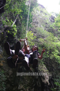 Goa Jomblang Gunung Kidul - Joglo Wisata