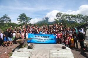 Joglo Wisata - Best Cargo - Lava Tour Merapi