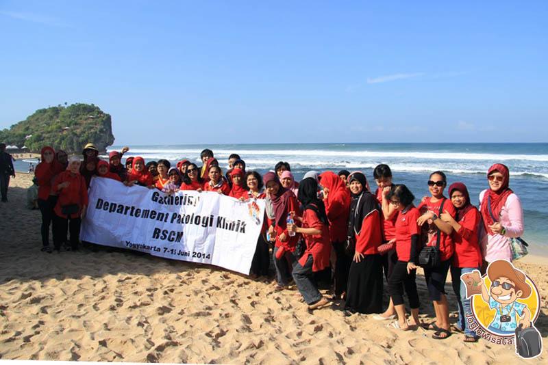 Pantai Indrayanti - RSCM