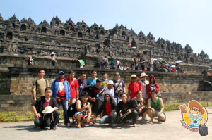 Candi Borobudur - PT Indah Golden Signature