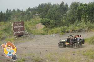 Off Road Lava Tour Merapi