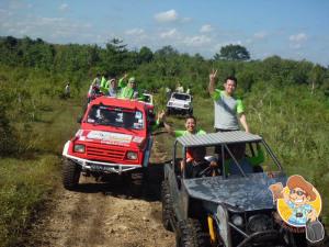 Paket Wisata Off Road Pindul