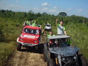 Paket Wisata Off Road di Pindul