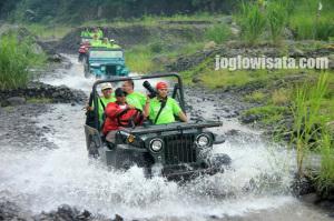 Merapi Lava Tour - JFX Jakarta