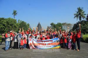 Candi Prambanan - PT Sentra Jaminan Jakarta