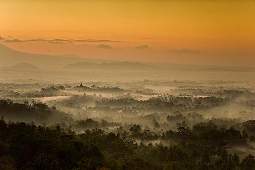 Borobudur Sunrise (Setumbu)